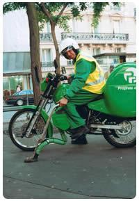 moto crottes paris