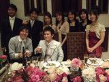 結婚式 集合写真1