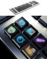 有機ELキーボード