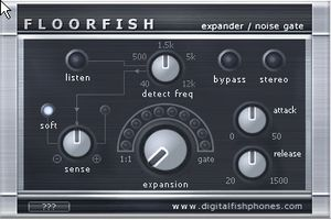 VST effect FLOORFISH
