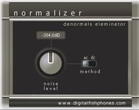 VST effect normalizer