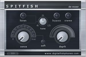VST effect SPITFISH