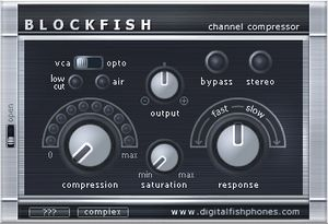 VST effect BLOCKFISH