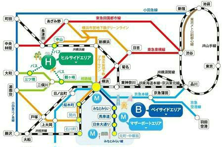 交通アクセスマップ01(HPより引用)