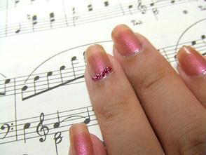きれいな爪でしょ?