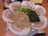 醤油チャーシュー麺(こってり)