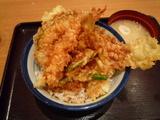 天丼+穴子