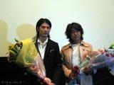 「逆境ナイン」玉山鉄二さん(左)と羽住英一郎監督