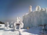 氷瀑@御在所山上公園