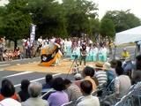 まつり:獅子舞:立阪神社