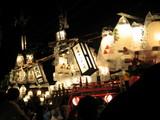 天ヵ須賀の石取祭