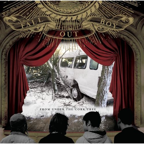 Fall Out Boy - From Under The Cork Tree Record