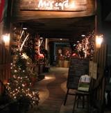 Mo's cafe 外観