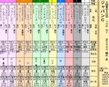 第20S:12月1週 ジャパンカップ
