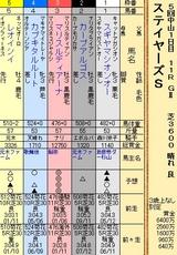 第32S:12月2週 ステイヤーズS