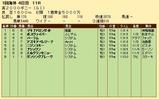 第28S:05月1週 英2000ギニー 成績