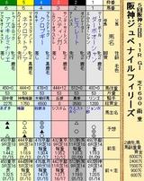 第20S:12月2週 阪神JF