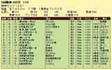 第17S:12月4週 阪神カップ 成績
