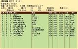 第28S:02月1週 京都牝馬S 成績
