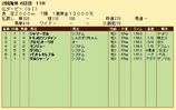第29S:06月2週 仏ダービー 成績