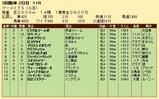 第26S:06月4週 マーメイドS 成績