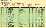 第30S:12月2週 阪神JF 成績