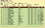 第17S:08月2週 サマーチャンピオン 成績