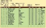 第31S:03月2週 中京記念 成績