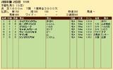 第31S:02月1週 京都牝馬S 成績