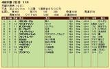 第35S:10月2週 京都大賞典 成績