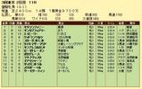 第17S:05月4週 優駿牝馬 成績