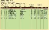 第31S:09月3週 京成杯AH 成績