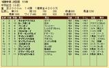 第30S:03月2週 中京記念 成績