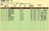 第17S:03月5週 ドバイGS 成績
