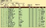第29S:12月2週 阪神JF 成績