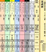 第17S:01月3週 京成杯