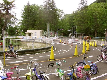 三居沢交通公園