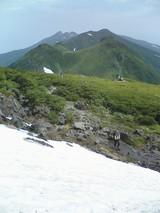 7月世界遺産知床羅臼岳へ