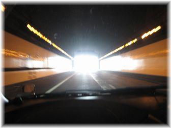 2007.5.8 トンネルの先・・・