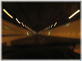 2007.5.8 トンネル