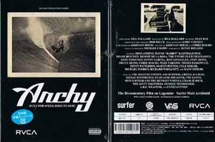 サーフィンDVD ARCHY アーチー