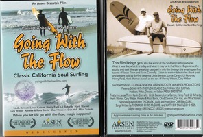 サーフィンdvd-GOING WITH THE FLOW-