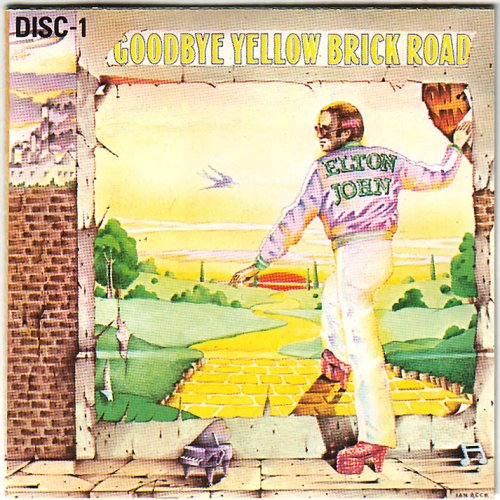 elton john yellow brick road spectacle