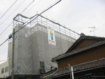 外壁改修-2