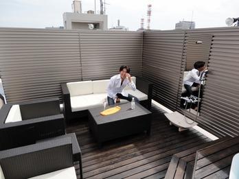 はまちゃんのマンション-8